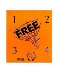 Talão de Bingo Jornal 205mm x 185mm 100 fls