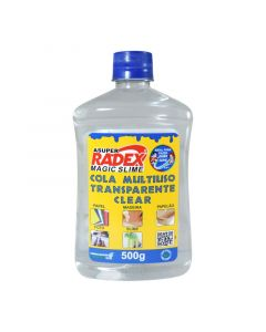 Cola Multiuso Transparente 500g Radex