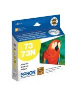 Cartucho Epson TO73420 Amarelo Original 5 ml