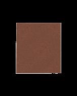Placa de EVA 40cm x 48cm Atoalhado Marrom Make+