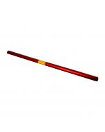Papel Celofane 70cm x 89cm Vermelho Cromus